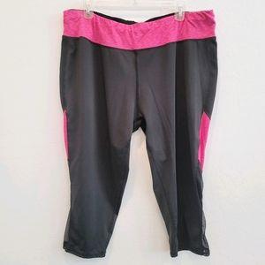 Game time Capri Workout Leggings Size: 3X